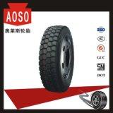 750-16/8.25/9.00r16/11r22.5 관이 없는 광선 트럭 포크리프트 타이어