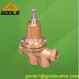 De Druk die van het brons Klep verminderen (GA200P)