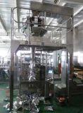 Maquinaria de empacotamento de enchimento do cereal vertical automático cheio