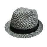 Fedora Hat com design verificado (JRX003)