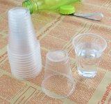 Máquina de ondulação do rolamento plástico automático do bordo do copo