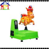 Cavalo elétrico do balanço do passeio durável do Kiddie da fibra de vidro