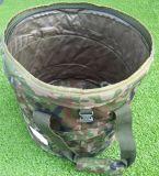 Сделайте водостотьким хлопните вверх мешок полиэфира с крышкой
