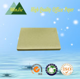 Texture en cuir Embossed Decoration Packaging Paper for Gift Box