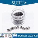 1.3mm 304の食品等級のステンレス鋼の球