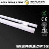 Le pendant linéaire de DEL enterre l'appareil d'éclairage, lumière linéaire de DEL, lumière élevée linéaire de compartiment de DEL