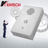 비상 전화 인터콤 하나 단추 비상 전화 Knzd-36