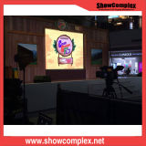 Afficheur LED de Showcomplex 4mm SMD/courbe fixes polychromes d'intérieur d'écran/panneau P4.81