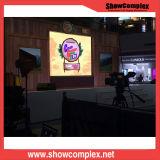 Showcomplex SMD farbenreiche örtlich festgelegte LED-Bildschirm-Innenkonferenz (pH4)