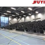 Sistema de estar Etapa telescópica al por mayor de madera móviles plástico Gradas Gradas interior portátiles JY-768 para la venta