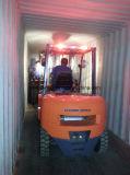 Forklift da gasolina do LPG do motor da aprovaçã0 3.5ton Nissan do CE para a venda