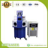 100W/200W 금 은 구리 Ss를 위한 휴대용 보석 Laser 용접 기계