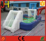 Campo de fútbol inflable comercial para el juego del deporte