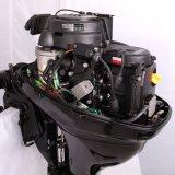 F8BMS Parsun 4-Stroke Tiller Control, Pull Start e Motor de eixo curto motor de popa