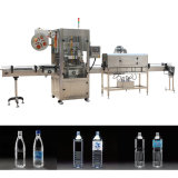 Chaîne de production remplissante de l'eau de bouteille d'animal familier d'usine