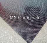 Feuille/plaque de fibre de carbone de qualité