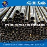 Труба полиэтилена высокой плотности профессионального газа изготовления пластичная