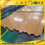 中国の製造業者によって陽極酸化される粉のコーティングのアルミニウムプロフィールの正方形の管
