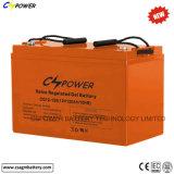 12V 100ahの保証3年のの再充電可能なゲル電池