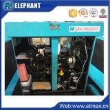 gerador móvel do diesel da torre clara de 94kVA 85kVA Quanchai