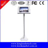 Carrinho/suporte/caixa de aço laminados do assoalho do iPad com fechamento e chaves
