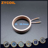 bobina de Tx do enrolamento do fio de Litz do diâmetro de 28.5mm para Tansmitter