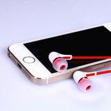 De anti-verpakte Hoofdtelefoon van Mrice E300A met de Baarzen van het Avondmaal op de Markt van China