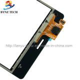 Schermo di tocco dell'affissione a cristalli liquidi del telefono delle cellule per l'Assemblea di vetro del convertitore analogico/digitale dell'obiettivo del sensore del SONY Xperia Z3 D6603 D6643