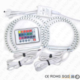 RGB 비 E38 E46 영사기를 위한 다색 5050의 천사 눈 장비