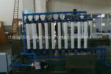 Linha quente do purificador da água mineral da exportação