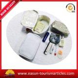 Kits de recorrido al por mayor personalizados kit de la comodidad de la línea aérea