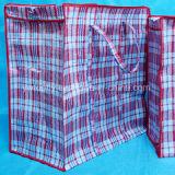Sacchetto di acquisto di plastica del supermercato pp del sacchetto di acquisto