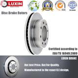Le frein de Toyota partie des rotors de frein à disque
