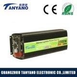 C.C solaire de bloc d'alimentation de 12V 220V 3000W à l'inverseur d'alimentation AC avec l'UPS