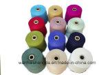 Filato mescolato cachemire del cotone di seta della Cina del fornitore dell'oro per lavorare a maglia
