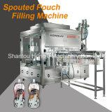 máquina de enchimento e tampando do tipo 200ml giratório para o leite de soja