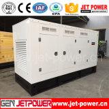 генератор 500kVA охлаженный водой тепловозный с топливным баком Cummins 2000L