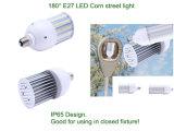 250W Halogne 램프 E40 E27 E26 E39 LED를 대체하는 130lm/W 35W LED 가로등 전구