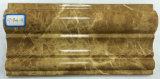 Cornisa plástica del PVC para el moldeado casero de la espuma de la decoración