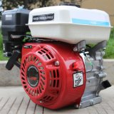 motor de gasolina de 6.5HP Gx200 168f (curso quatro, ar de refrigeração, OHV)