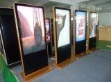43 Digitale Signage van het Scherm van de Aanraking van de duim Standalone Androïde met VideoSpeler 1080P Draadloze WiFi