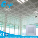 Plafond faux décoratif enduit de poudre blanche pour l'hôpital