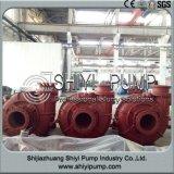 Petit type pompe centrifuge de Zj de boue d'exploitation de l'eau