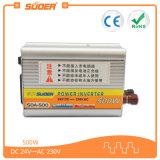 Inversor de la potencia el de alta frecuencia 24V 500W de Suoer con CE&RoHS (SDA-500B)