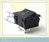Commuter l'inverseur à rappel de grand dos de la série Ss24 avec la taille 21*24mm pour l'appareil ménager