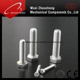 Hochleistungs-DIN933 DIN931 Kohlenstoffstahl-Hexagon-Schrauben