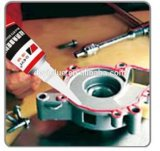 Adhesivo de sellador de silicona monocomponente impermeable con resistencia al calor