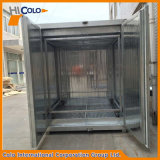 Печь коробки горячих дверей сбываний 2 электрическая леча