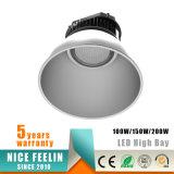 Alta luz de la bahía LED de IP65 200W para la iluminación industrial