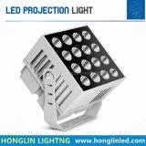 Dekoratives Flut-Licht des Gebäude-Hotel-IP65 9X5w 16X5w LED
